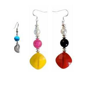 Jewelry - 3 Pairs Earrings (New)